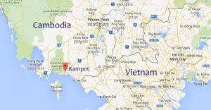 Kampot-Map